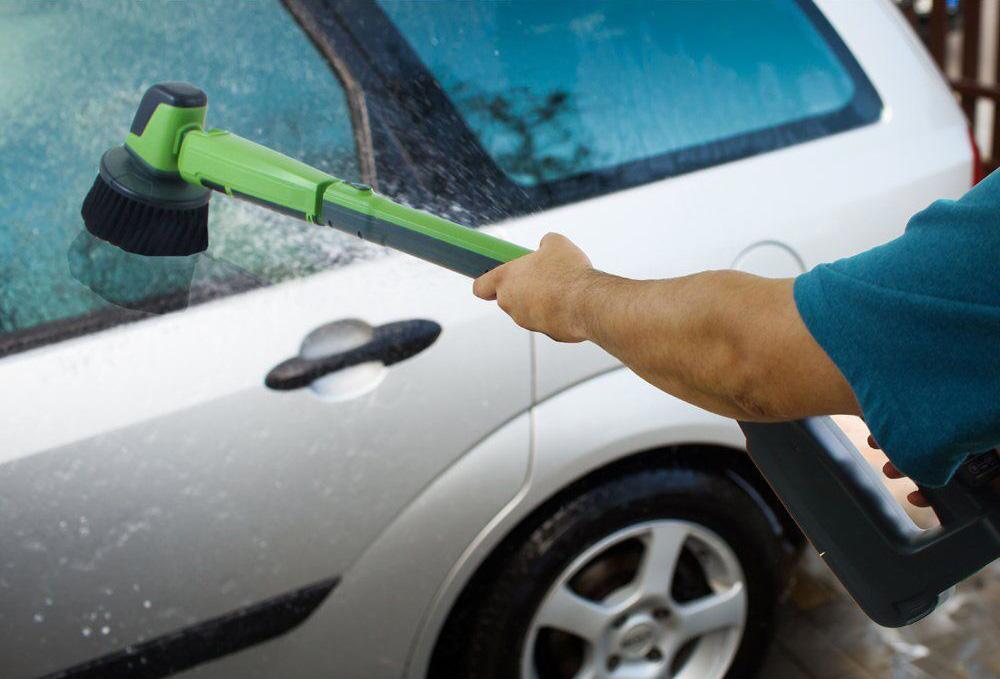 brosse de lavage auto electrique