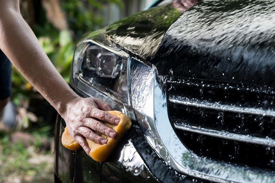 Produits de netooyage voiture